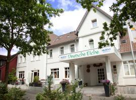 Akzent Hotel Deutsche Eiche, Uelzen (Böddenstedt yakınında)