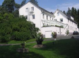 Hotel Ambiente, Hof