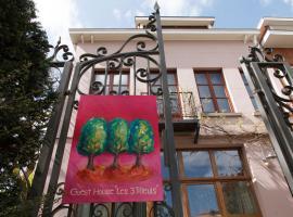 Guest House Les 3 Tilleuls, Брюссель