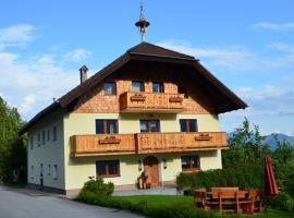 Möselberghof, Abtenau (Seidegg yakınında)