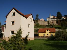 Ubytování pod Jezem, Loket (Nadlesí yakınında)