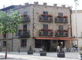 Fonda Sala, Olost (рядом с городом San Bartolomé del Grau)
