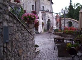 Al Piccolo Borgo Locanda Con Alloggio, Castelnuovo Parano (San Giorgio a Liri yakınında)