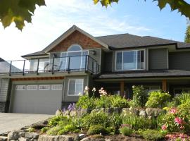 Hillcrest Avenue Bed & Breakfast, Ladysmith (Lake Cowichan yakınında)