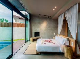 Sea Two Pool Villa Resort Pattaya