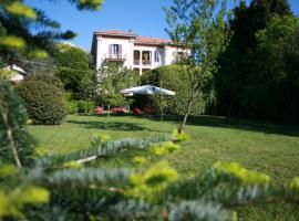 Villa Ramella, Pollone (Sordevolo yakınında)