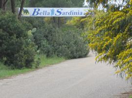 Camping Bella Sardinia, S'archittu Cuglieri