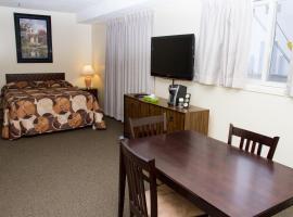 Wheel Inn Motel, Assiniboia