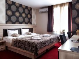 Garni Hotel City Code Vizura