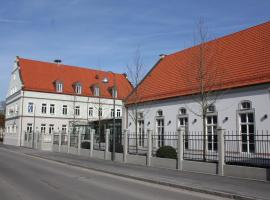Alte Brauerei Mertingen, Mertingen (Allmannshofen yakınında)