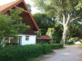 Ferienwohnung Am Erfurter Zoo, Erfurt (Stotternheim yakınında)
