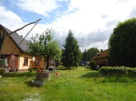 Zur alten Jugendherberge, Burg (Werben yakınında)