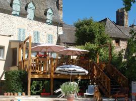 Auberge Saint Fleuret, Estaing