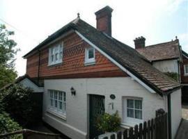 Cleeve Lodge Crowborough, Crowborough (рядом с городом Withyham)