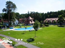 Abbazia Country Club superior, Nemesnép (рядом с городом Szentgyörgyvölgy)