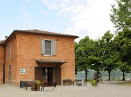 La Finestra sul Po - Agriturismo, Monticelli d'Ongina (San Nazzaro yakınında)