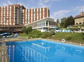 Danubius Health Spa Resort Aqua all inclusive light