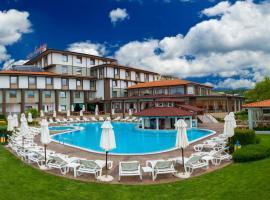 Hotel Ezeretz, Yukarı Cuma (Gorno Osenovo yakınında)