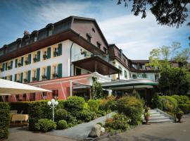 Hotel La Prairie, Yverdon-les-Bains