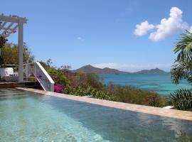La Pagerie in Carriacou, Prospect (Near Palm Island)