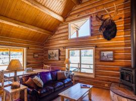 The Cabins at Rock Creek, Philipsburg