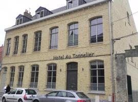 Au Tonnelier, Bergues (рядом с городом Bierne)