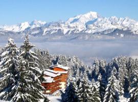 Le Mont Blanc Résidence, Trévignin (рядом с городом Saint-François-de-Sales)