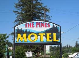 The Pines Motel, Saint Maries