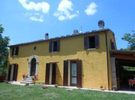 Casale Moncastagna, Fossombrone (San Martino dei Muri yakınında)