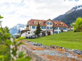 Hotel Meisser, Guarda (Ardez yakınında)