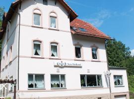 Hotel Restaurant Neu-Holland, Kassel (Neuholland yakınında)