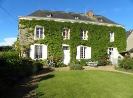 Le logis du Ray, Saint-Denis-d'Anjou (рядом с городом Saint-Brice)
