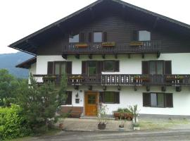 Pension Sonneck, Pfarrwerfen