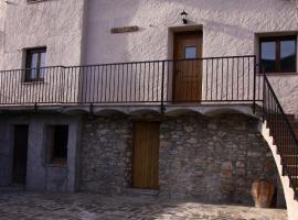 Ca la Pruna, Coll de Nargó (Sallent yakınında)