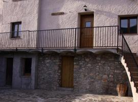 Ca la Pruna, Coll de Nargó (Boixols yakınında)