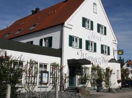 Hotel Gasthaus Wangerhof, Augsburg (Göggingen yakınında)