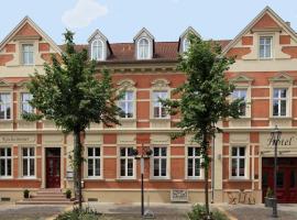 Hotel Stadt Beelitz, Beelitz (Dobbrikow yakınında)