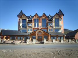Hotel Arquimedes, Caviahue (Loncopué yakınında)