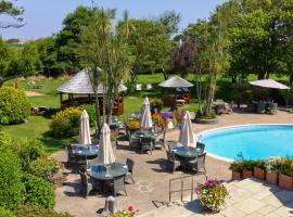 The Farmhouse Hotel and Restaurant, St Saviour Guernsey (рядом с городом Les Nicolles)