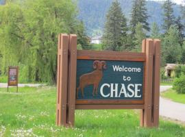 Chase Country Inn, Chase (Squilax yakınında)