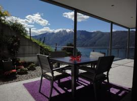 Luxury apartment Lake Maggiore, Gerra