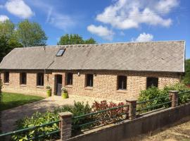 Gîte Le Chantecler, Bosville