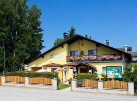 Restaurant Pension Seewolf, Gutenbrunn (Laimbach am Ostrong yakınında)