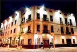 Hotel Rioja, Бенисано (рядом с городом Puebla de Vallbona)