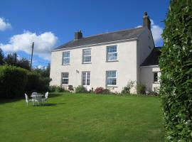 Clotworthy House Bed & Breakfast, Winkleigh