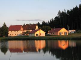 Karpfenhaus Feuchtwangen, Feuchtwangen (Langfurth yakınında)