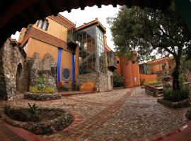 Hotel Boutique Casa Mellado, Guanajuato
