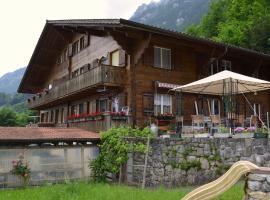 Haus Iseltwald, Iseltwald