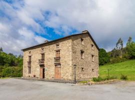 Finca O Bizarro, Trabada (San Tirso de Abres yakınında)