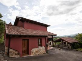 Casa Vacacional Miyares, Ла-Эстрада (рядом с городом Лабра)